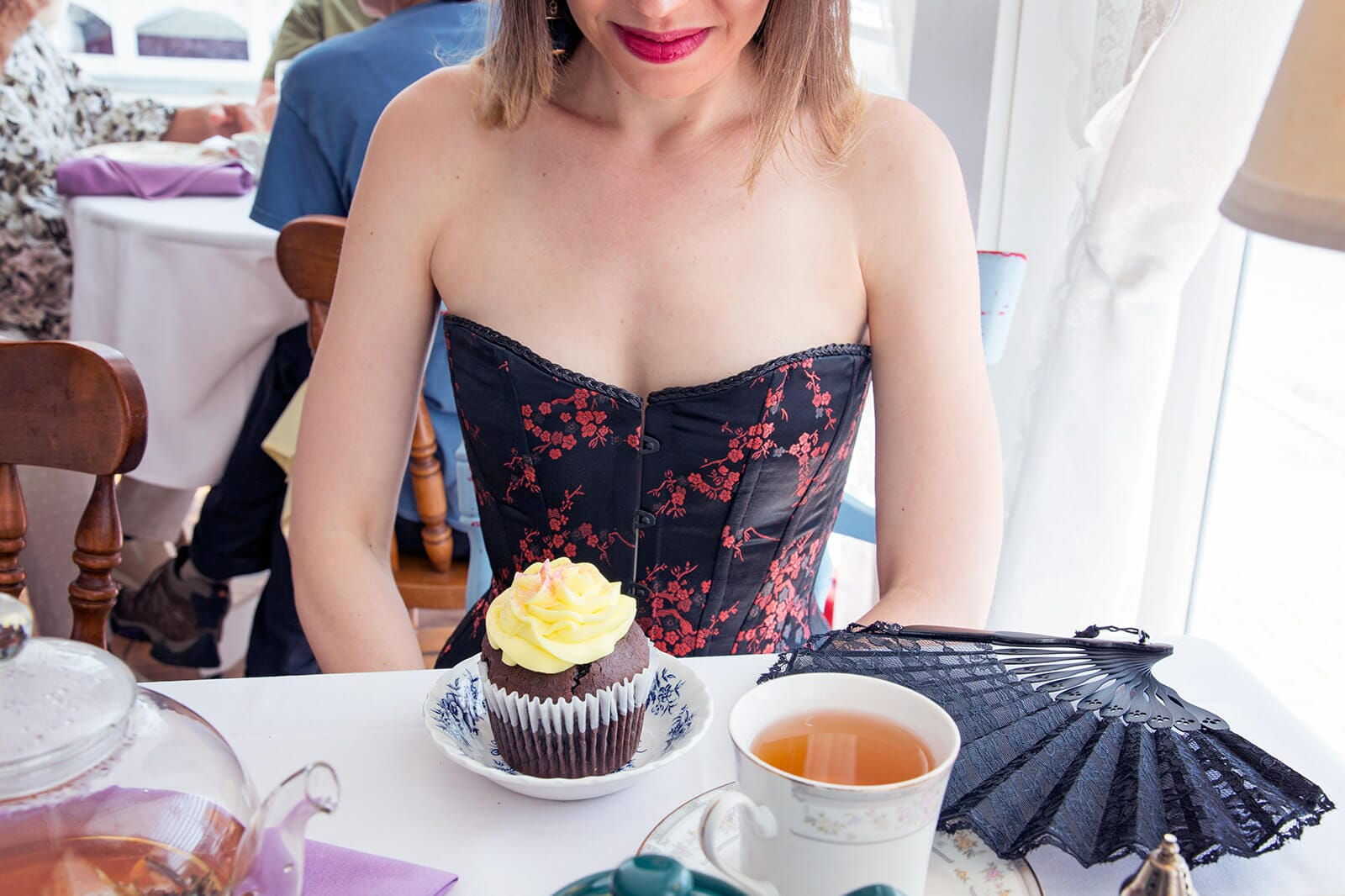 Antiquing & Afternoon Tea